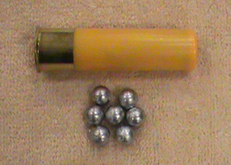 20 Gauge Tactical 00 buck shot, 2 3/4″ - 25 Rounds
